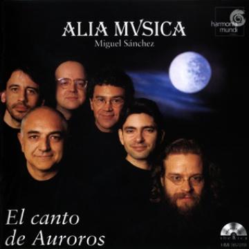 El Canto de Auroros. Alia Musica