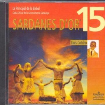 Sardanes d'or Vol.15