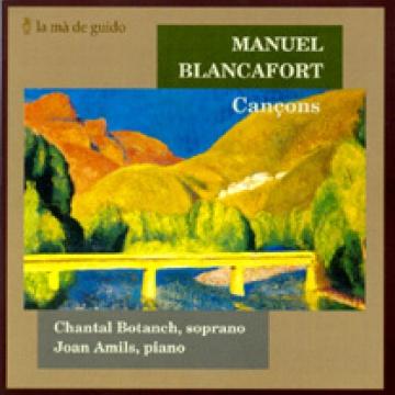 Blancafort: Canciones