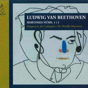 Beethoven, Symphonies no.1, no.2