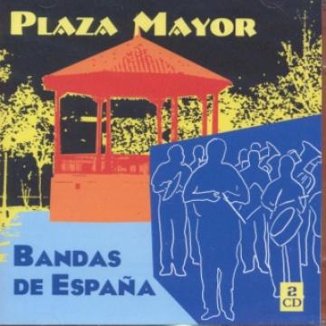Plaza Mayor. Bandas de España