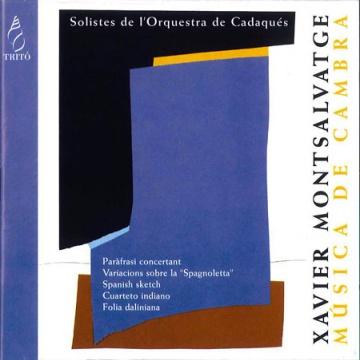 Montsalvatge: Música de cambra