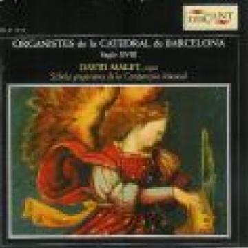 Organistes de la Catedral de Barcelona