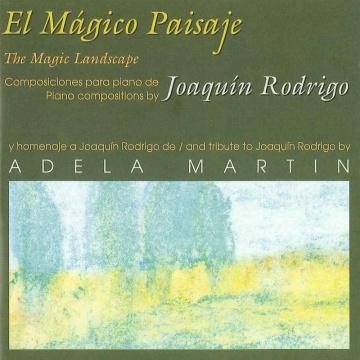 Adela Martín: El mágico paisaje