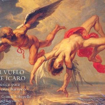 El vuelo de Ícaro. Música para el eros barroco