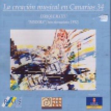 La creación musical en Canarias, 34 - Enrique Mateu
