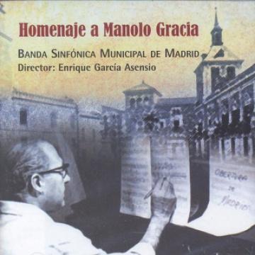 Homenaje a Manolo Gracia