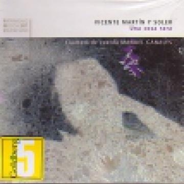 Vicent Martín i Soler - Una cosa rara