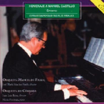 Homenaje a Manuel Castillo