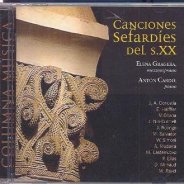 Cantiques Sefardites del S.XX (E.Gragera/ACardó)