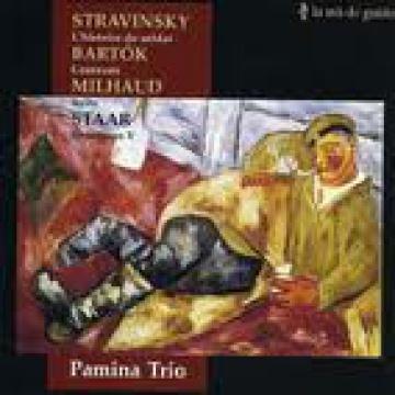 Varis Contemporànis,Stravinsky,Bartók,Milhaud,Staar
