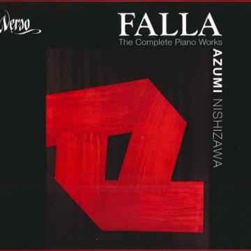 Manuel de Falla: obra completa para piano