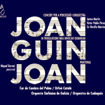 Joan Guinjoan: Concert for percussion and orchestra