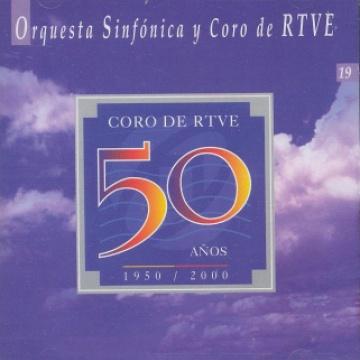 Cincuenta Aniversario del Coro de RTVE