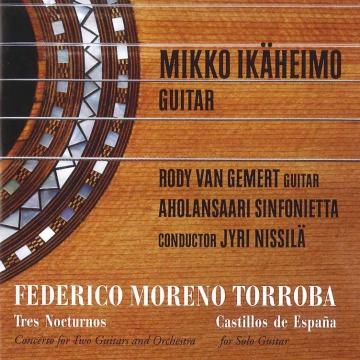 Federico Moreno Torroba: Tres nocturnos - Castillos de España