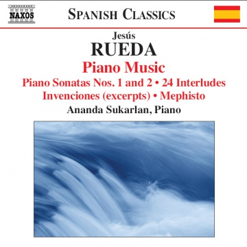 Jesús Rueda: Piano Music