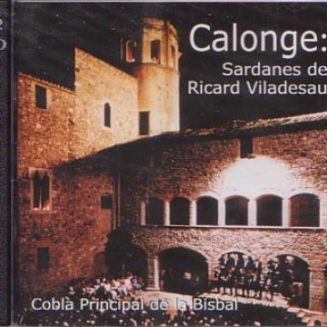 Calonge: Sardanes de Ricard Viladesau