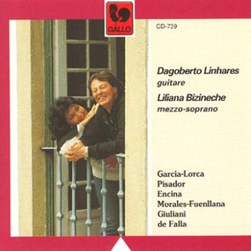 Garcia-Lorca: Canciones espagnolas