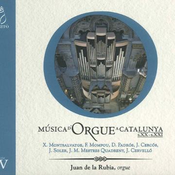 Música d'orgue a Catalunya  s. XX i XXI