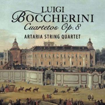 Luigi Boccherini. Cuartetos op. 8
