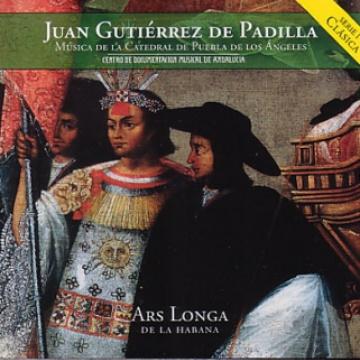 Música de la catedral de Puebla de los Ángeles