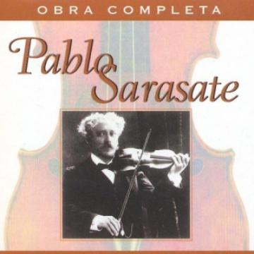 Pablo Sarasate. Obra completa