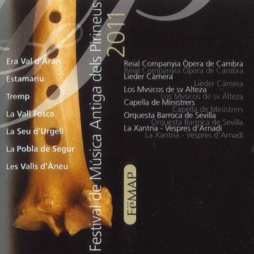 Festival de música antiga dels pirineus 2011