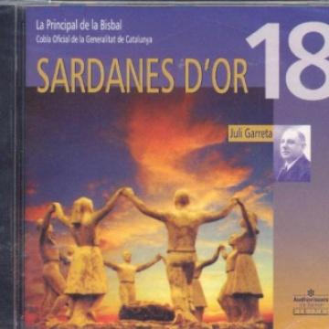 Sardanes d'or Vol.18