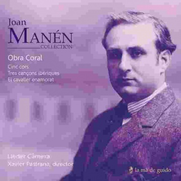 Joan Manén: Obra Coral