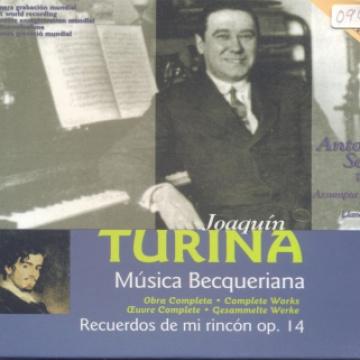 Música Becqueriana