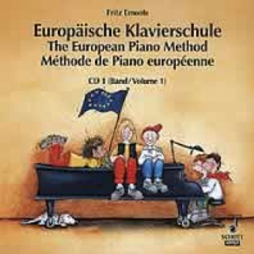 European Piano Method vol. 1 (CD)