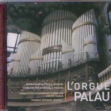 L'ORGUE DEL PALAU -Missa Glagolítica & Concert per a Orgue