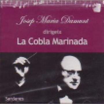 Josep Maria Damunt conducts Cobla Marinada