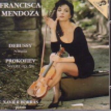 Francisca Mendoza - Debussy, Prokofiev