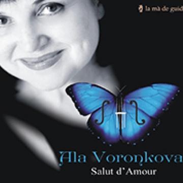 Ala Voronkova. Salut d'Amour
