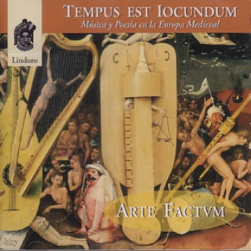 Tempus est Iocundum - Music and poetry in medieval Europe