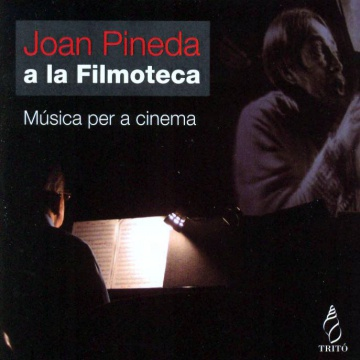 Joan Pineda in the Filmoteca