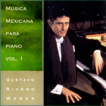 Música Mexicana para piano vol. 1