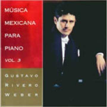 Música Mexicana para piano vol. 3