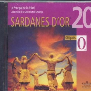Sardanes d'or Vol.20
