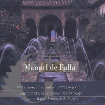 Manuel de Falla. Festival Internacional de Música y Danza de Granada vol. 3
