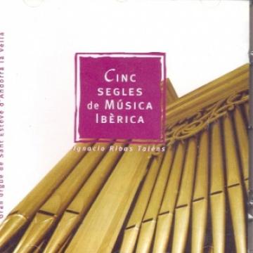 Cinc segles de música ibèrica
