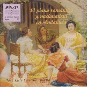 El piano romántico y nacionalista en Andalucía