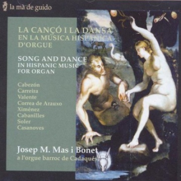 Song and dance in Hispanic music for organ /Josep Mas