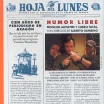 Cien años de periodismo en Aragón / Humor libre