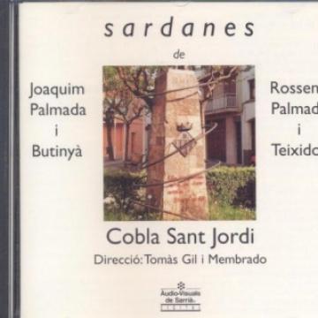 Sardanes de Joaquim Palmada & Rossend Palmada