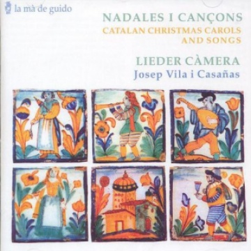 Lieder Càmera. Catalan Christmas Carols and songs