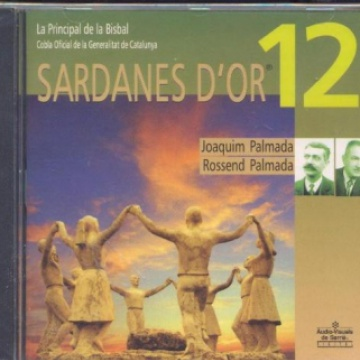 Sardanes d'or Vol.12
