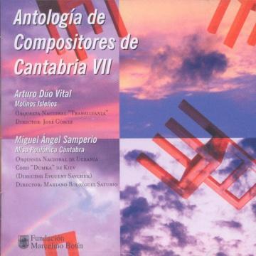 Antología de compositores de Cantabria vol.VIII