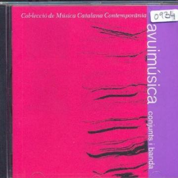 Avuimúsica. Col·lecció de Música Catalana Contemporània, vol. 5
